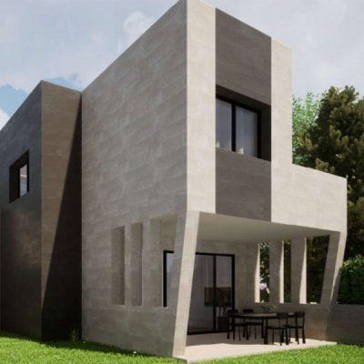 Casa Modular AEDES