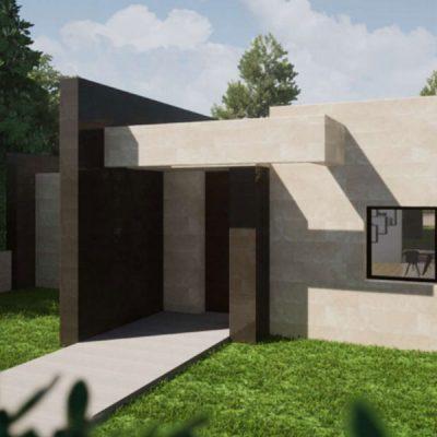 Casa Modular MODUS