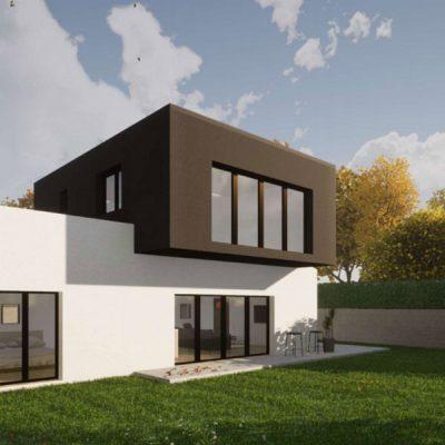 Casa modular KUBE